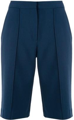 Victoria Victoria Beckham twill shorts