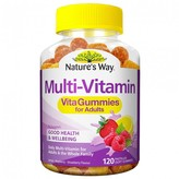 Nature's Way Multi-Vitamin For Adults 120 pack