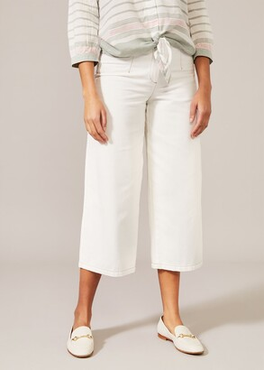 Phase Eight Nora Denim Culottes