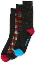 Ben Sherman 3-Pack Assorted Socks