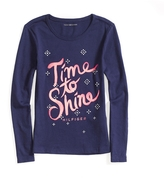 Tommy Hilfiger Time To Shine Long Sleeve Tee