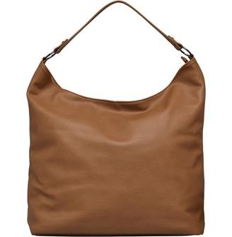 Fluid Womens Hobo Bag Tan