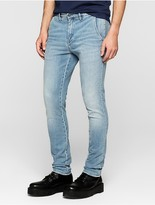 Calvin Klein Jeans Light Blue Denim Chinos