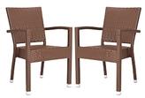 Safavieh Kelda Stacking Armchairs (Set of 2)