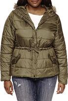 Arizona Puffer Jacket-Juniors Plus