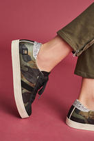 Anthropologie D.A.T.E Hill Low Fantasy Camo Sneakers
