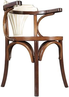 Am Living Ivory/honey Desk Chair