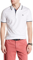Original Penguin Short Sleeve Polo With Contrast