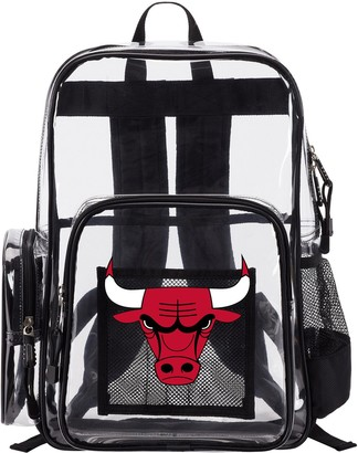Northwest Company The Chicago Bulls Dimension Clear Backpack