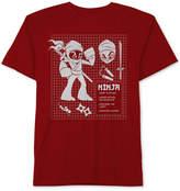 JEM Ninja Graphic-Print Cotton T-Shirt, Big Boys