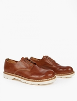 Officine Creative Brown Marais Leather Shoes