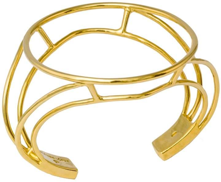 Glenda López The Empty Signet Bracelet