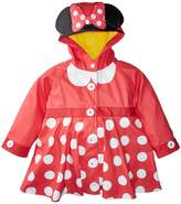 Western Chief Minnie Mouse Rain Coat Girl's Coat