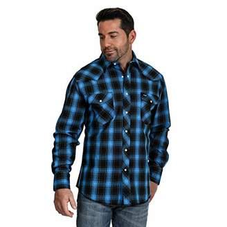 Wrangler Men's Tall Big & TallAdvanced Comfort Work Shirt