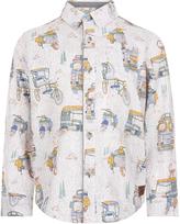 Monsoon Travis Tuk Tuk Shirt