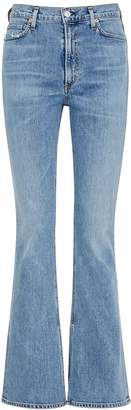 Citizens of Humanity Georgia Light Blue Bootcut Jeans