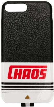 Chaos reflective logo iPhone 7+/8+ case