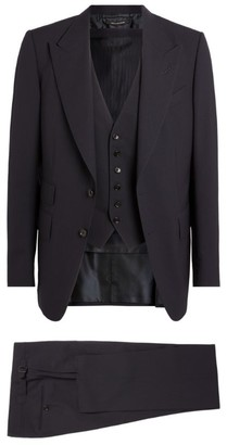 Tom Ford Shelton Three-Piece Suit