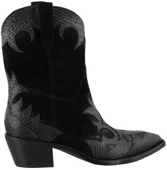 Ash Desperado Western Boots