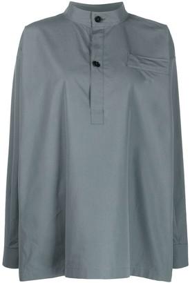 Jil Sander Marianne oversized shirt