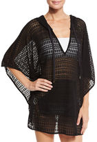 LaBlanca La Blanca Beyond the Beach Hooded Coverup Poncho