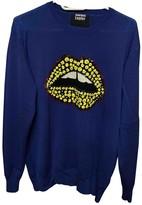 Markus Lupfer Blue Wool Knitwear for Women