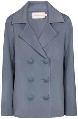 Tory Burch Wool pea coat