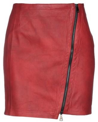 Vintage De Luxe Mini skirt