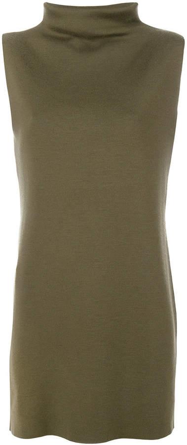 John Smedley sleeveless sweater top