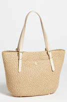 Eric Javits Squishee Tote - Brown