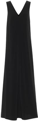 Co Stretch-crepe maxi dress