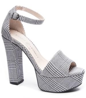 Chinese Laundry Avenue Platform Dress Sandals Women's Shoes