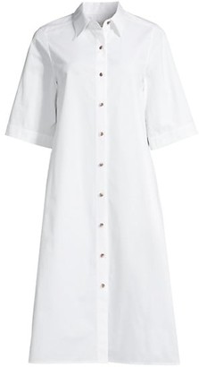 Lafayette 148 New York Sedwick Shirtdress