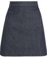 Vanessa Seward Austin Denim Mini Skirt