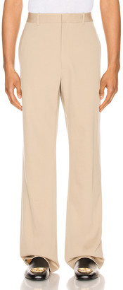 Balenciaga Tailored Pants in Touareg Beige | FWRD