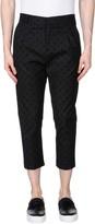 Grey Daniele Alessandrini 3/4-length shorts - Item 13035347