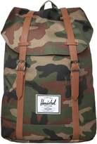 Herschel Retreat Rucksack Woodland Camo