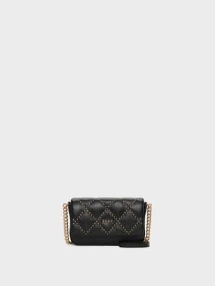 DKNY Lara Small Studded Crossbody Bag