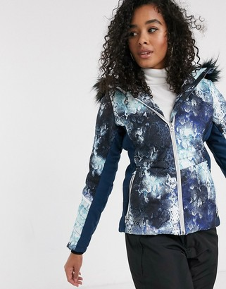 Dare 2b Dare2b Iceglaze jacket in blue
