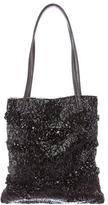 Fendi Sequined Shoulder Bag