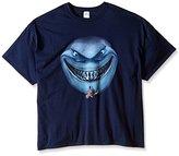 Disney Finding Nemo Men's Shark T-Shirt