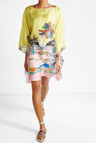 Emilio Pucci Printed Silk Tunic Top