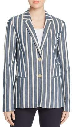 Lafayette 148 New York Briallen Striped Blazer