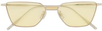 Gentle Monster Karma 02 rectangular-frame sunglasses