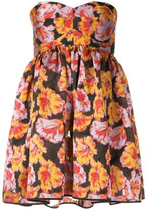 Maticevski Fandango mini dress