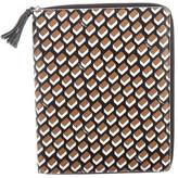 Diane von Furstenberg Printed Coated Canvas iPad Case