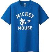 Uniqlo Men Disney Collection Short Sleeve Graphic T-Shirt