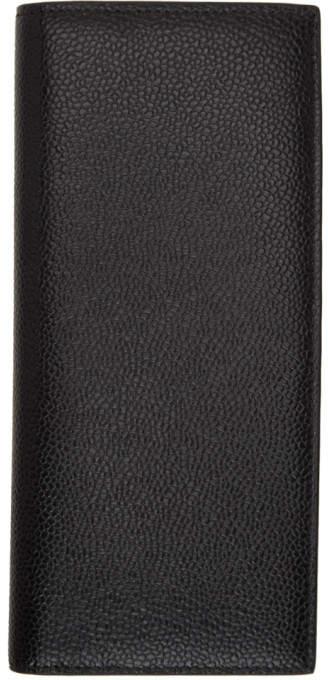 Thom Browne Black Breast Wallet