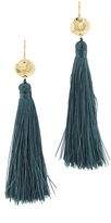 Gorjana Leucadia Tassel Earrings