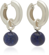Lapis AGMES Sterling Silver And Earrings